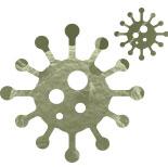 Biohazard clean up icon