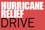 Hurricaen Relief Drive
