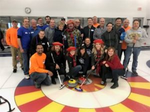 IFMA World Workplace Curling Event